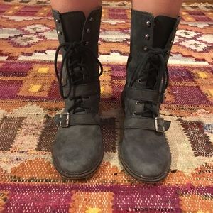 Trouve combat boot